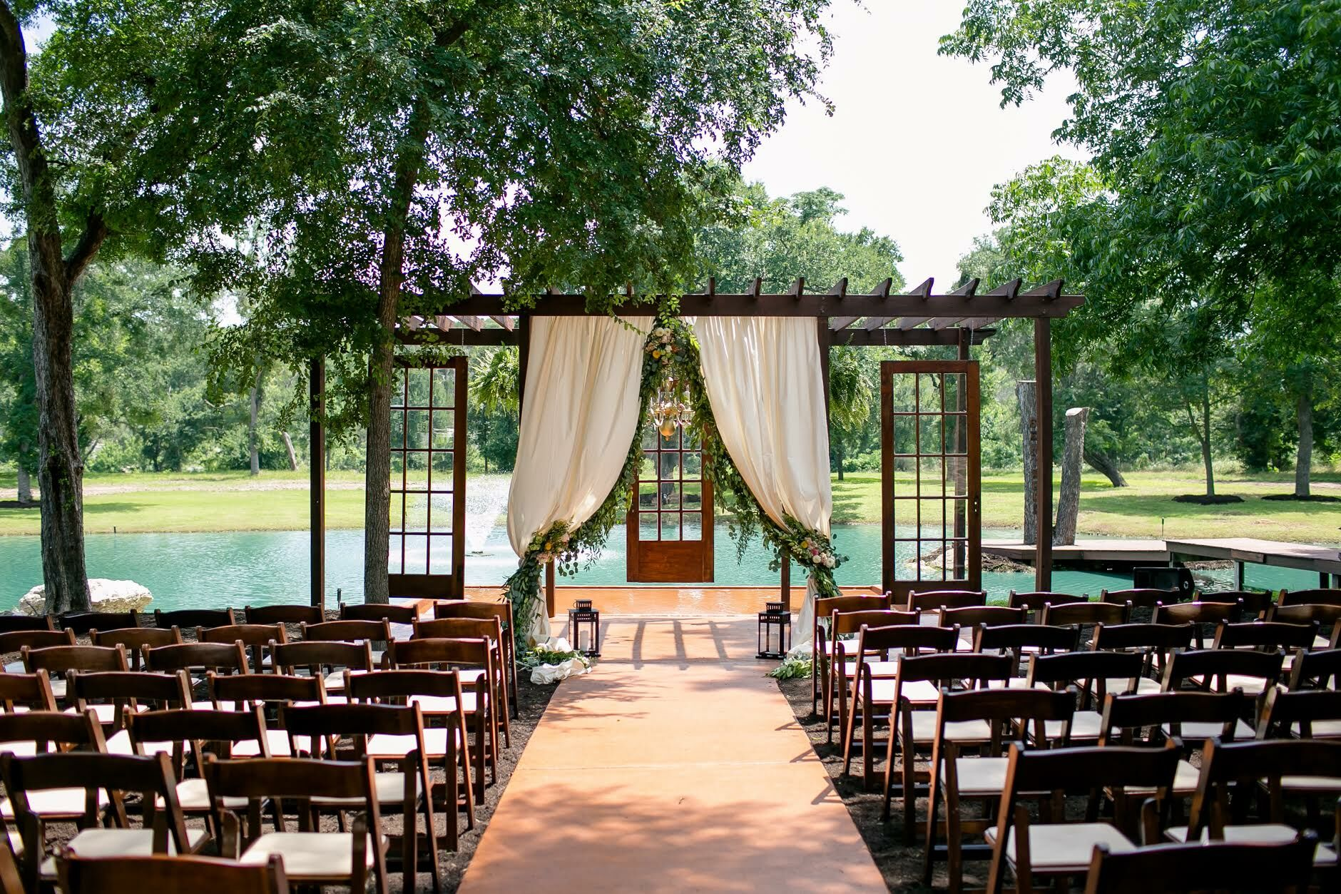 Bentwood Texas Reception Venues Georgetown Tx