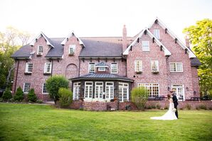 Wedding at Twickenham Hall on the Twickenham Estate, Boone, North Carolina