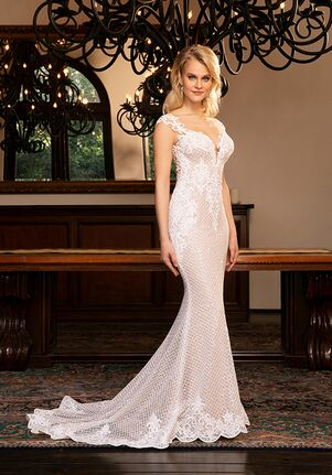 Casablanca Bridal 2377 Alessandra Mermaid Wedding Dress