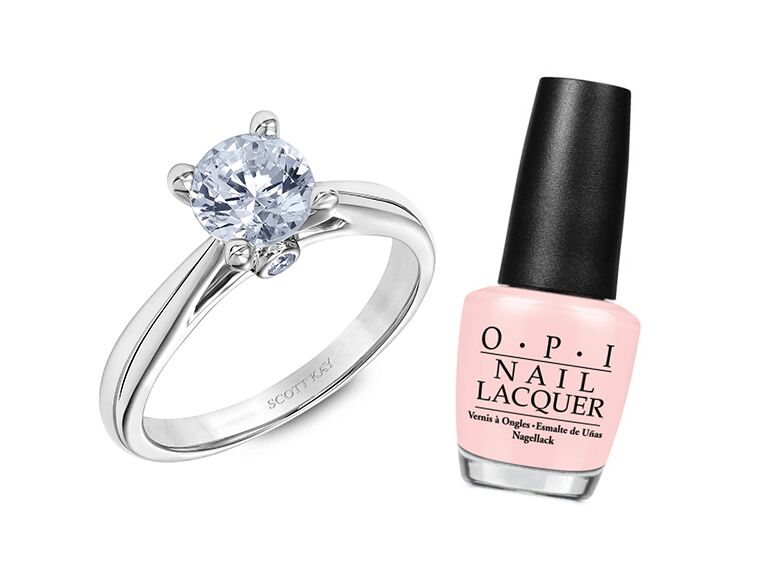 Scott Kay engagement ring