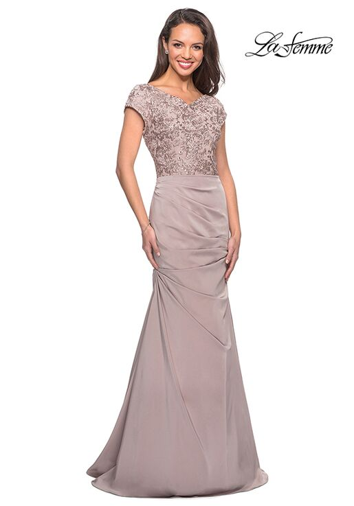 2777df6662 La Femme Evening 26806 Mother Of The Bride Dress - The Knot