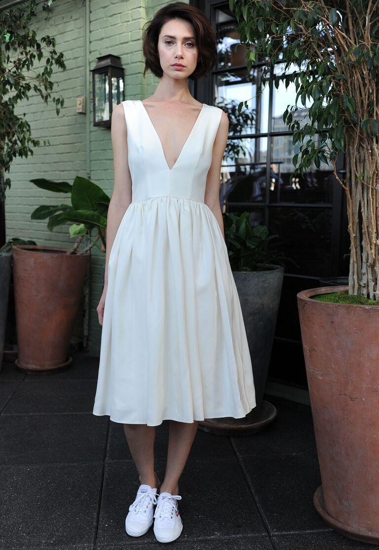 Sarah Seven Fall 2016 Collection: Wedding Dress Photos