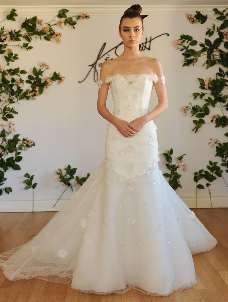 Austin Scarlett Fall 2016 Collection: Wedding Dress Photos