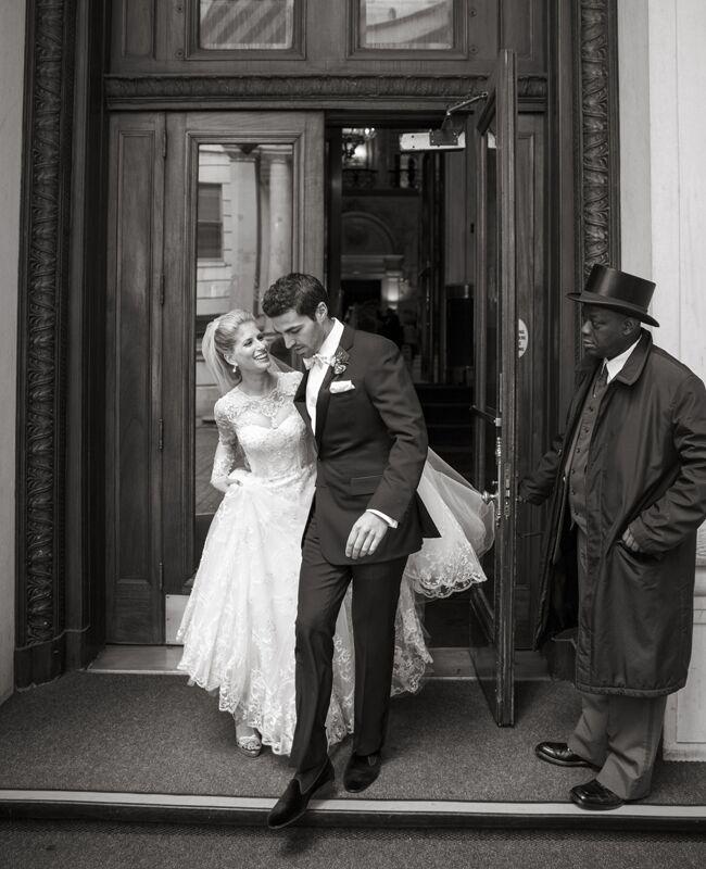 Photo: Ira Lippke/ Featured: The Knot blog