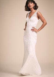 BHLDN Sorrento Dress Sheath Wedding Dress
