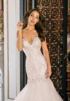Val Stefani MONROE Mermaid Wedding Dress