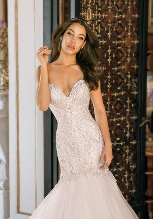 Val Stefani MONROE Mermaid Wedding Dress