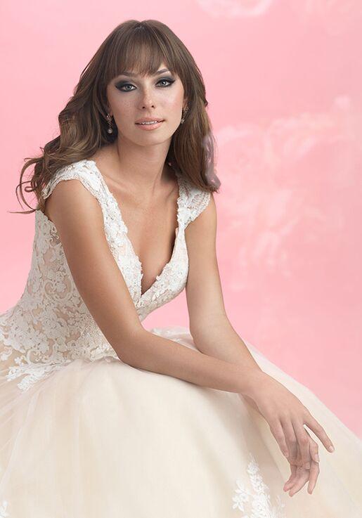 Allure Romance 3061 Ball Gown Wedding Dress