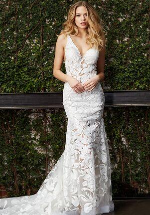 Jovani Bridal JB04192 Mermaid Wedding Dress