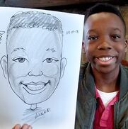 Fort Mill, SC Caricaturist | Caricatures by Lonnie