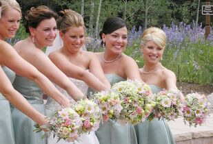 Florists In Colorado Springs Co The Knot