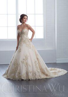 Christina Wu 15661 A-Line Wedding Dress