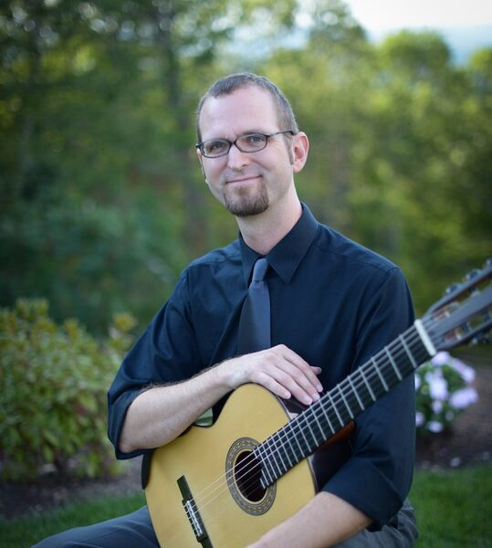 Jeremy Milligan - Classical Guitarist - South Hadley, MA