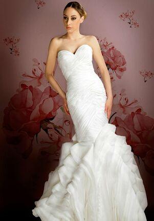 Ysa Makino KYM80 Mermaid Wedding Dress