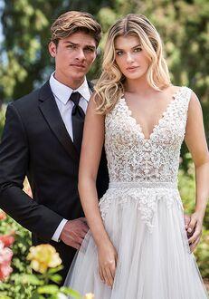 Jasmine Bridal F221011 A-Line Wedding Dress