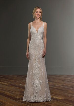 Martina Liana 1003 Sheath Wedding Dress