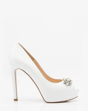 LE CHÂTEAU Wedding Boutique SHOES_363352_001 Gold, Silver, White, Grey, Champagne Shoe