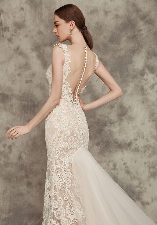 Calla Blanche 16245 Chloe Mermaid Wedding Dress