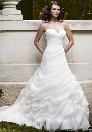Casablanca Bridal 2064 Mermaid Wedding Dress