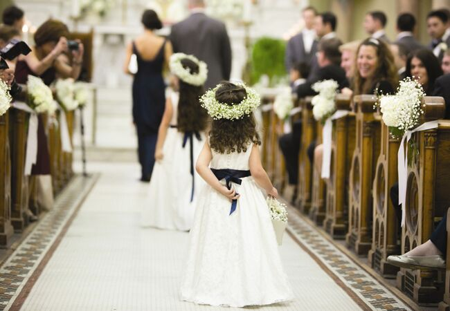 Photo: Justin DeMutiis Photography // Featured: The Knot Blog