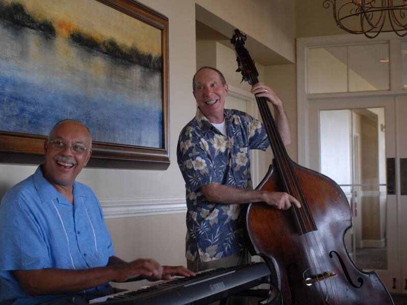 Piano and Bass duo - 40's Hits Duo - Bethesda, MD
