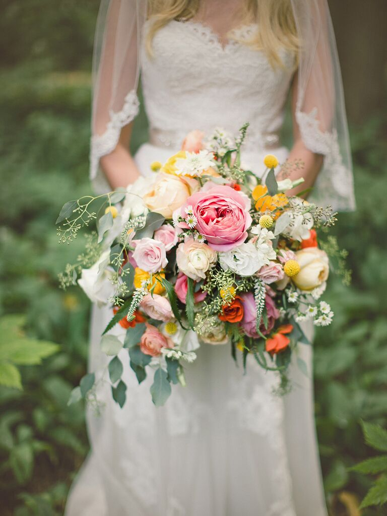 15 cascading wedding bouquets cascading wedding bouquet idea with veronica and roses izmirmasajfo