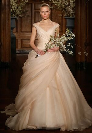 Romona Keveza Collection RK525 Ball Gown Wedding Dress