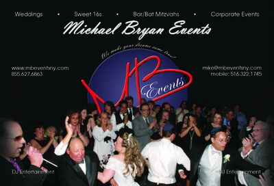 Michael Bryan Events