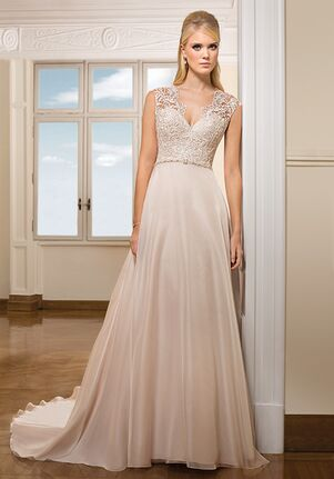 Cosmobella 7919 A-Line Wedding Dress