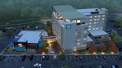 AC Hotel by Marriott Bridgewater