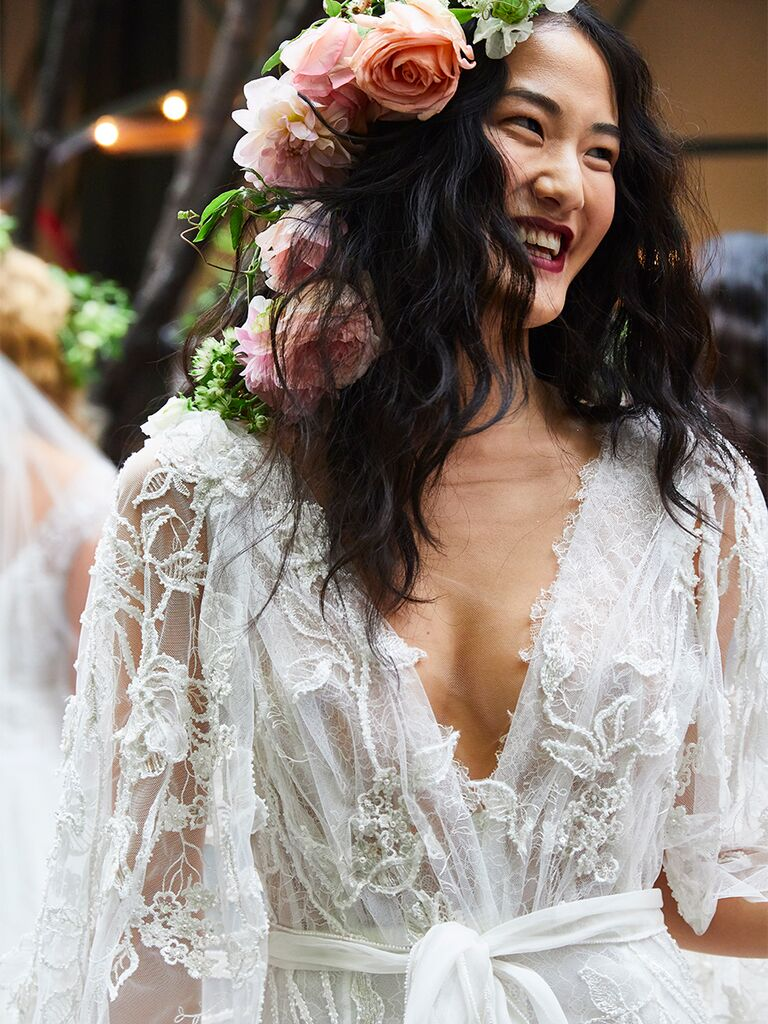Marchesa Wedding Dresses From Fall 2020 Bridal Fashion Week