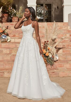 Beloved by Casablanca Bridal BL340 Topaz A-Line Wedding Dress