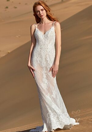CocoMelody LD5807 Mermaid Wedding Dress