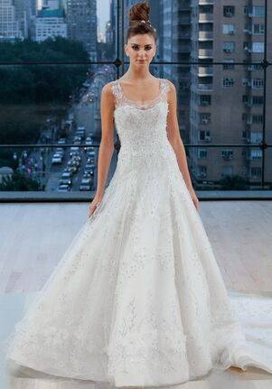 Ines Di Santo Lorimer A-Line Wedding Dress