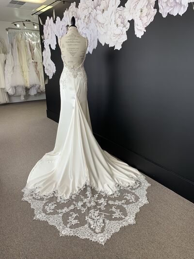 SOS Wedding Dress