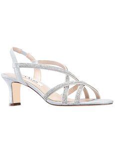 Nina Bridal Noni_Silver Silver Shoe