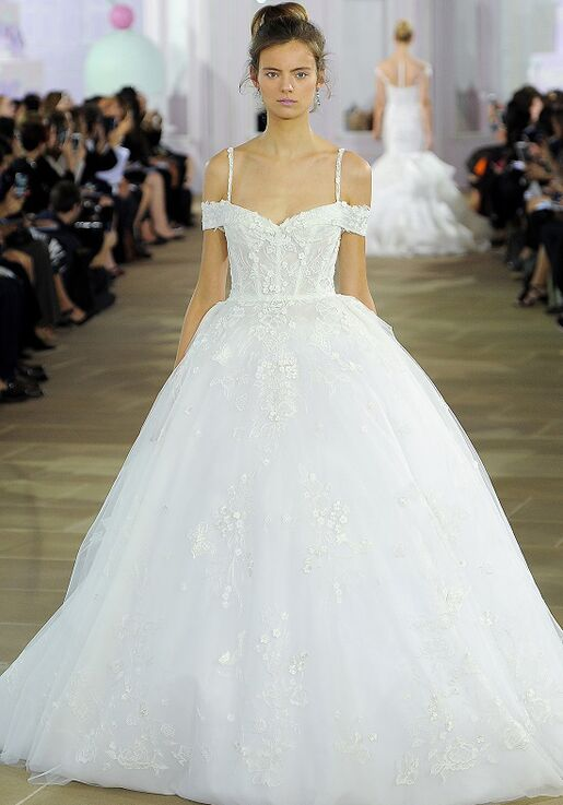 Ines Di Santo Belle Ball Gown Wedding Dress