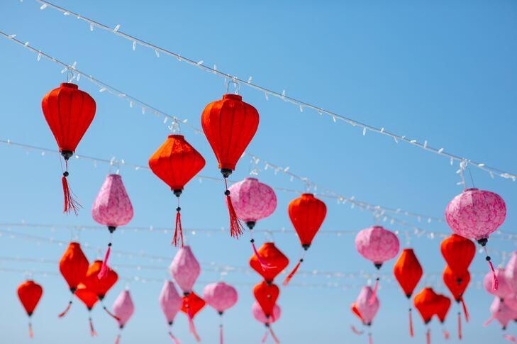 Chinese Hanging Lanterns