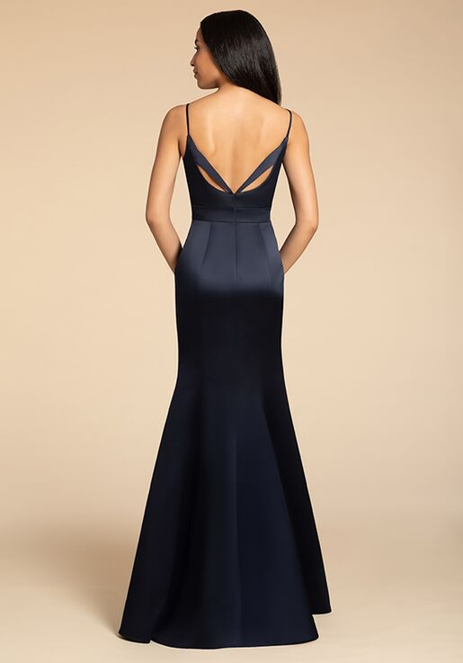 Hayley Paige Occasions 5915 Scoop Bridesmaid Dress