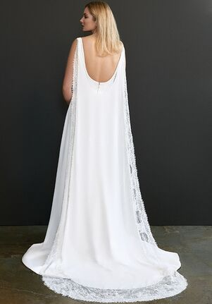 Savannah Miller LILA Sheath Wedding Dress