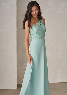 JASMINE P206009 One Shoulder Bridesmaid Dress
