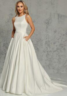 Avery Austin Penelope A-Line Wedding Dress
