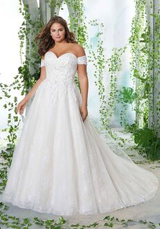 Morilee by Madeline Gardner/Julietta Petunia Ball Gown Wedding Dress