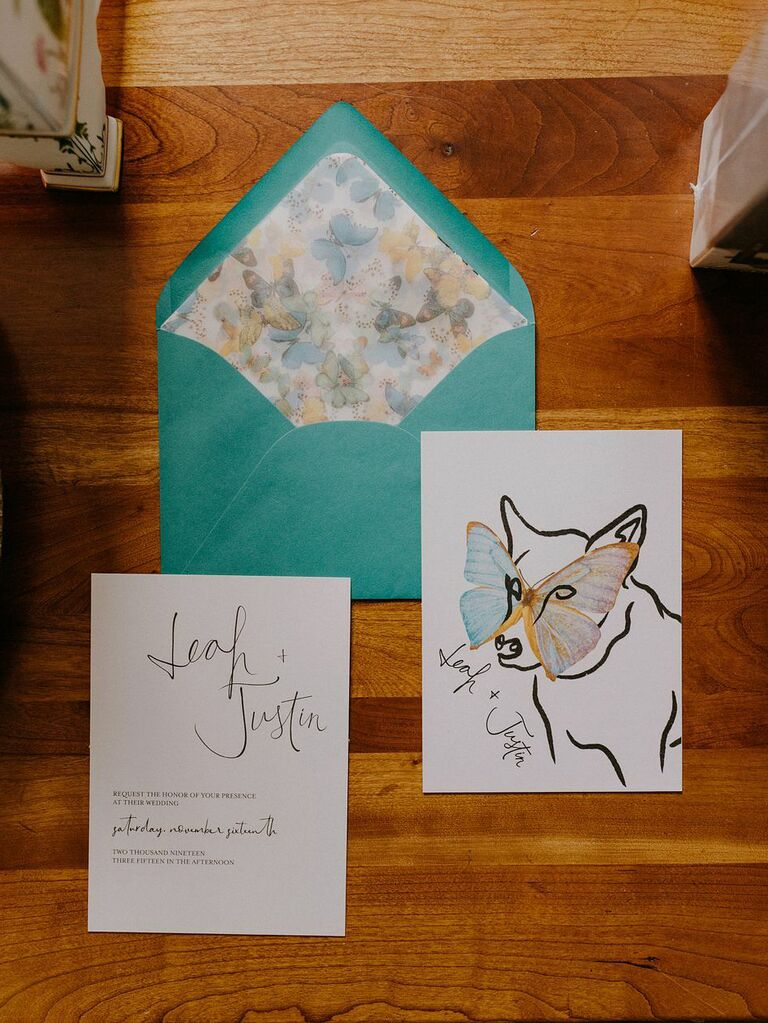 how important are wedding invitations custom illustrations