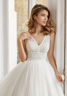 Aire Barcelona NORCIA Ball Gown Wedding Dress