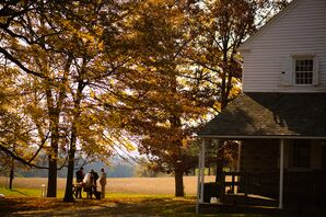 Ceremony at the Solebury Friends Meeting House