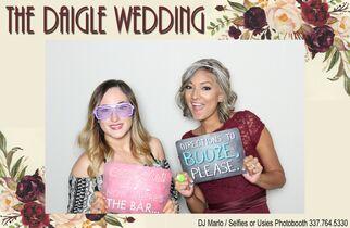 Selfies Or Usies Photobooth, LLC w/ DJ Marlo