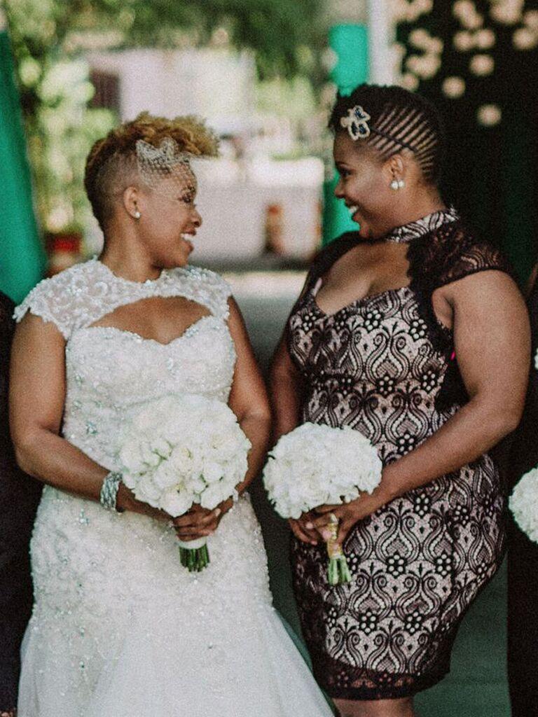 wedding braid hairstyle cornrows with headband