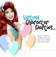 Los Angeles, CA Costumed Character | National Virtual Character Parties