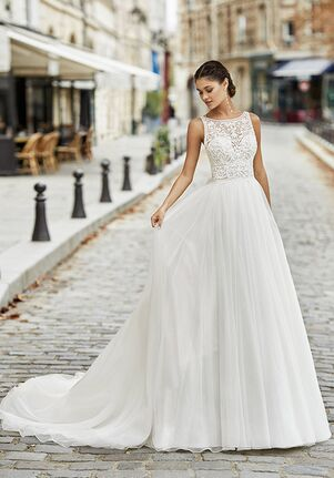 Rosa Clará TIROL A-Line Wedding Dress